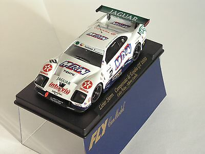 Fly Boxed Car - A108 Lister Storm GT2000 Mint Condition Scalextric