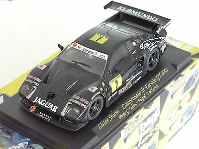 Fly Boxed Car - PA3 Lister Storm Spanish GT 2001 Mint Condition Scalextric