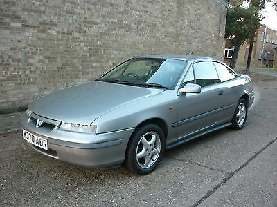 Vauxhall Calibra 2.0Ltr 16 Valve,1995 Only 1 Former Keeper,future Classic.