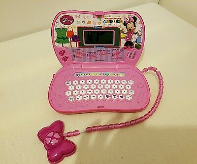Mickey Mouse Clubhouse first Laptop