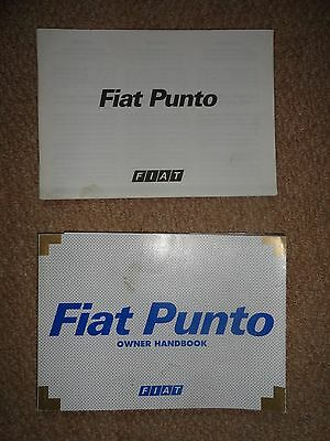 Fiat Punto Owners Manual