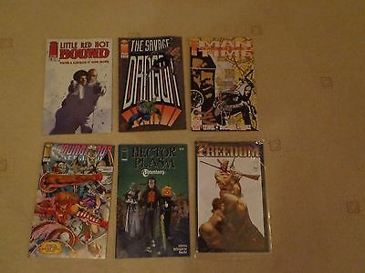 Collection Of Image Comics