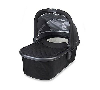 UPPAbaby Universal Bassinet in Jake Black - NEW IN PACKAGING & BOX