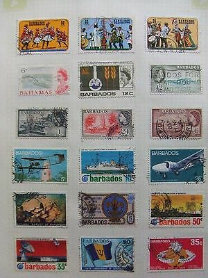 Barbados QEII collection #2