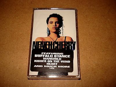 Neneh Cherry - Raw Like Sushi / MC Kassette / OVP, Sealed / 1988 / Cassette Tape