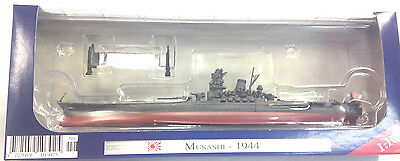 Ships of War Collection  Partwork Issue #No. 8 - MUSASHI 1944