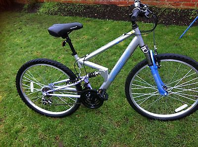 Apollo Fs26 Full Suspension Mountain Bike Unisex