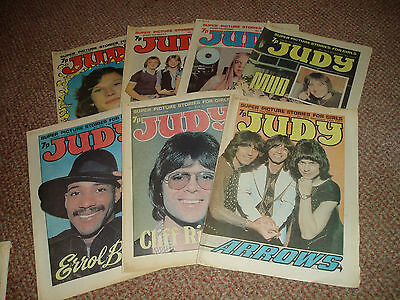 7 Judy Comics Aug-Sept 1977 The Witch's Brats