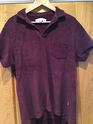 Orlebar Brown Terry Towelling Polo