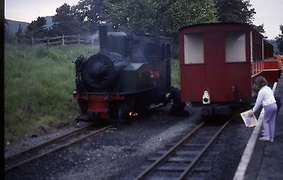 (405) Narrow Gauge - Thomas Edmondson - 35mm Colour Slide