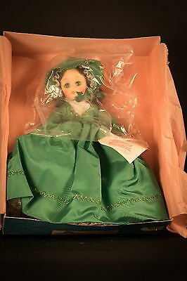 "Mandame Alexander 12"" Scarlett (Item#1385). Doll is in Excellent Condition."
