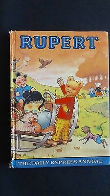 Rupert The Bear  Annual 1978 Superb Condition Mint  No Price Clip  No Name