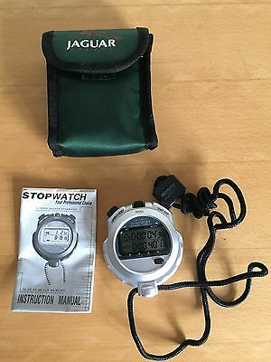 Jaguar Racing F1 - Stopwatch new in presentation pouch