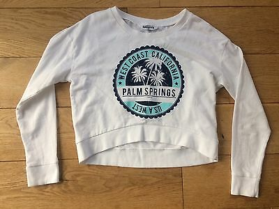 Girls New Look Jumper - Age 10-11