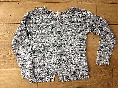 Girls M & S Jumper - Age 7-8 years