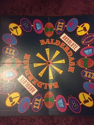 Absolute Balderdash* Replacement Playing / Game Board * Y65