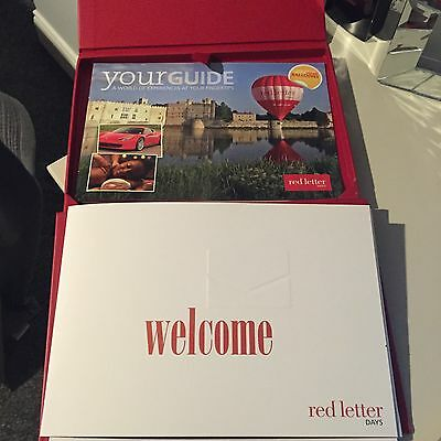 £500 Red Letter Day Voucher