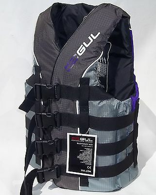 Gul Adult Small 4 Buckle Impact Jacket Buoyancy Aid Jetski Watersports