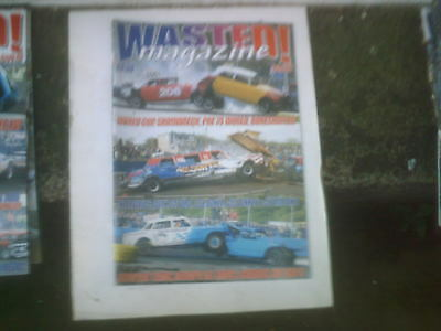 Wasted! Magazine.   Issue 67.  Banger Racing