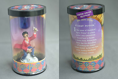 Harry Potter Scope 5 Minifigurines Boxed & 2 Rare Coins