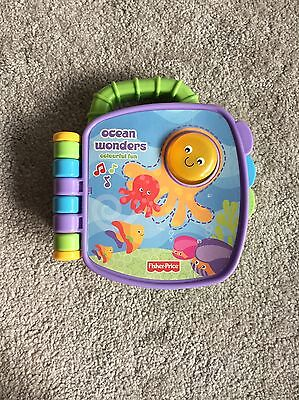 Fisher Price Musical Book