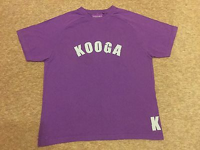 """Kooga Rugby  T-Shirt Size Chest 42"""""""