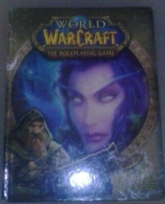 World of Warcraft RPG D20 System Core Rulebook S&S Studios OOP Good