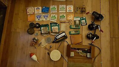 Vintage Fishing Tackle Bundle