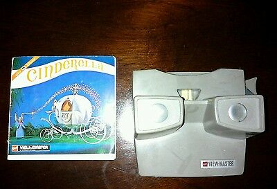 View Master and Cinder ell a slide
