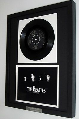 The Beatles Original single 'Yesterday' Ltd Edt-Plaque-Certificate-Oasis