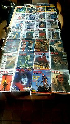Canon eos magazines  camera and photography mags