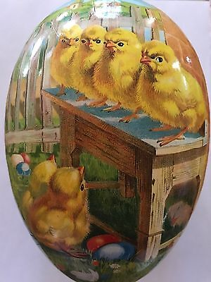 Williams Sonoma Paper Papier Mache Easter Egg Large Germany