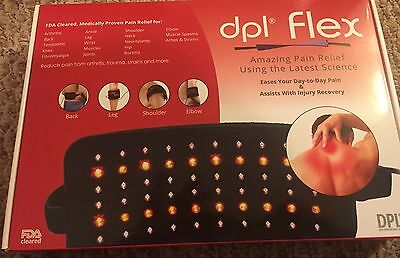 DPL Flex Wrap Pain Relief System, Brand new, unopened in box! Pain relief!