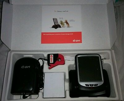 Brand New & Unused E.ON Home Energy Fit Starter Pack Monitor Boxed