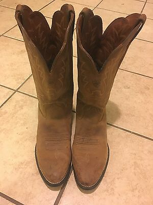 Women's Ariat Cowgirl Boots 15725 Heritage Size 10 B