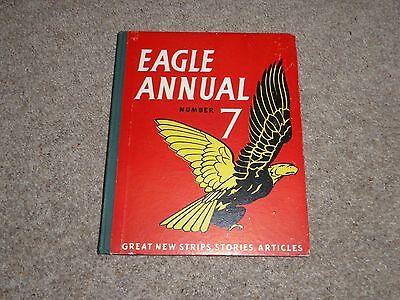 EAGLE Annual Number 7  1950's Edited by Marcus Morris