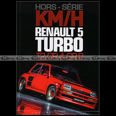★ Special Renault 5 R5 Turbo ★ T2 Gr.4 Gr.b Prototype Evolution Competition