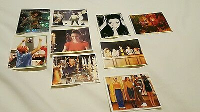 Spice Girls the Movie Promo Stickers Unused x 9