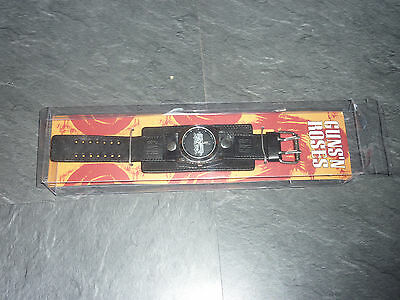 Guns n Roses Watch - Official mde by Bravado in 2004 - New but not working
