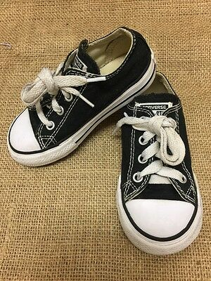 CONVERSE ALL STAR SNEAKERS SHOES TODDLER SIZE 7 BOYS or GIRLS