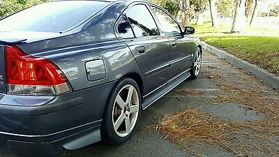 2004 Volvo S60  VOLVO S60 R..RARE CAR & OPTIONS..LOW MILES..CLEAN TITLE & HISTORY..NO RESERVE