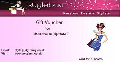 Experience Day Gift Voucher 4hr Personal Shopping Session