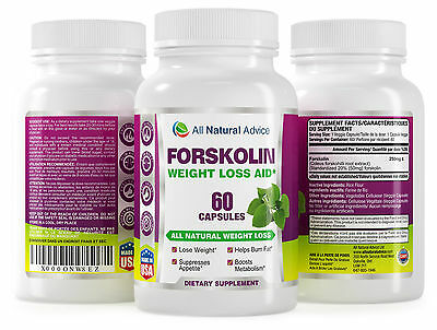 Pure Forskolin - Canadian Weight Loss for Melting Belly Fat