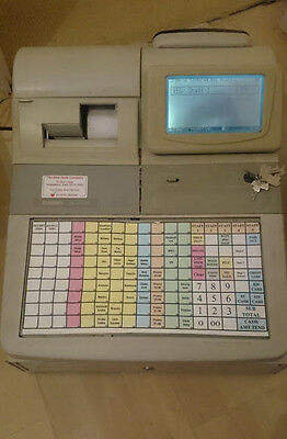 Casio TK2700 Programmable Electronic Cash Register Till with Drawer & Till Rolls