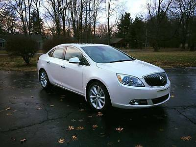 2015 Buick Verano  2015 Buick Verano - Like New and in Mint Condition, Low Miles, Every Option
