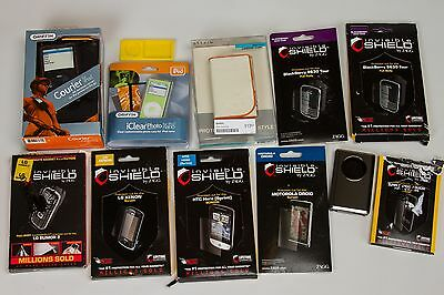 Belkin Griffin Invisible Shield Nano iPod Cell Phone Case Wholesale Lot T3