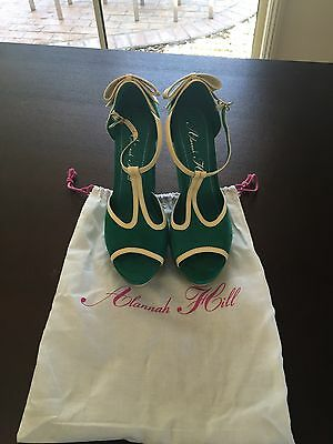 Alannah Hill Shoes - Size 8. As New