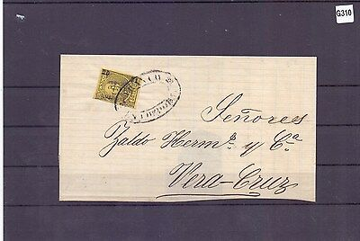 g310- Early Mexico Cover-Used
