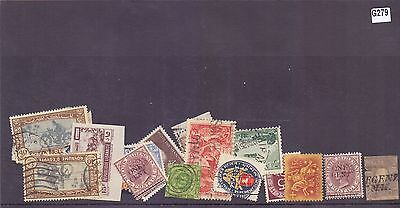 g279-World Collection Mint & Used