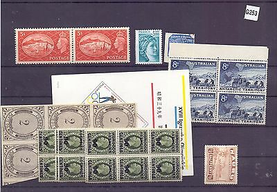 g253-World Collection Mint & Used